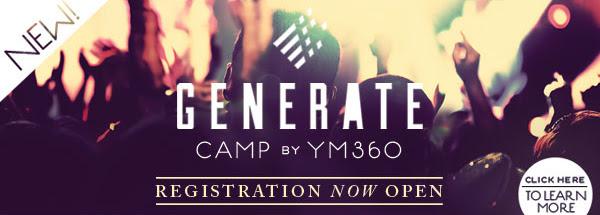 Generate Camp Graphic